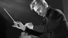 Karajan film in production